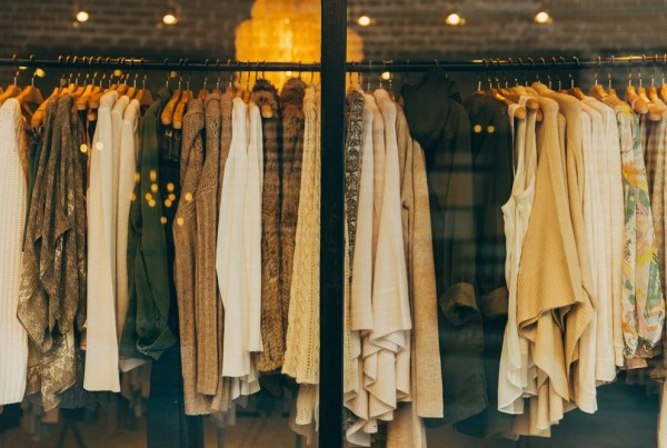 moda en tienda