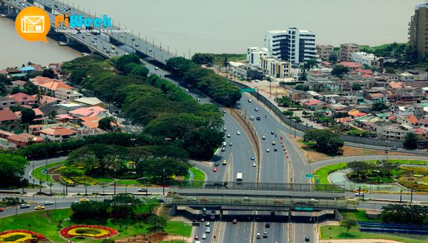 eurofinsa coinstruira el puente entre guayaquil y samborondon