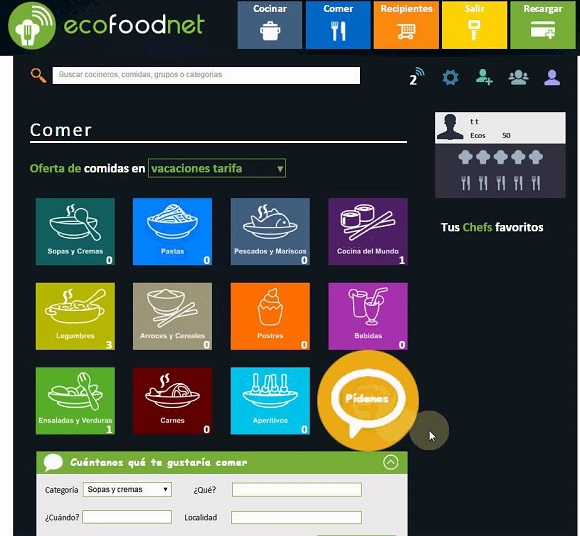 Ecofoodnet