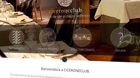 Cicerone club