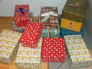 cajas sorpresa