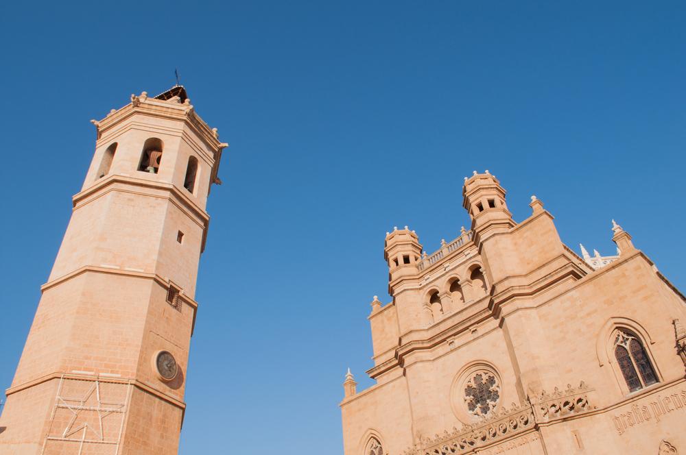 Catedral de castellon, la ciudad de Luis Batalla