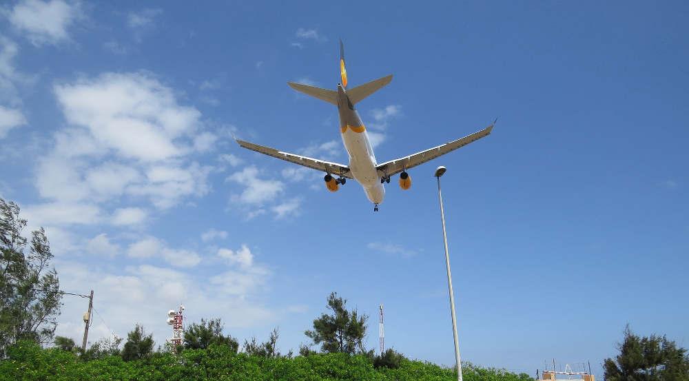 Crecimiento Aeropuerto de Granada