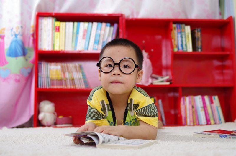 Lectura infantil personalizada