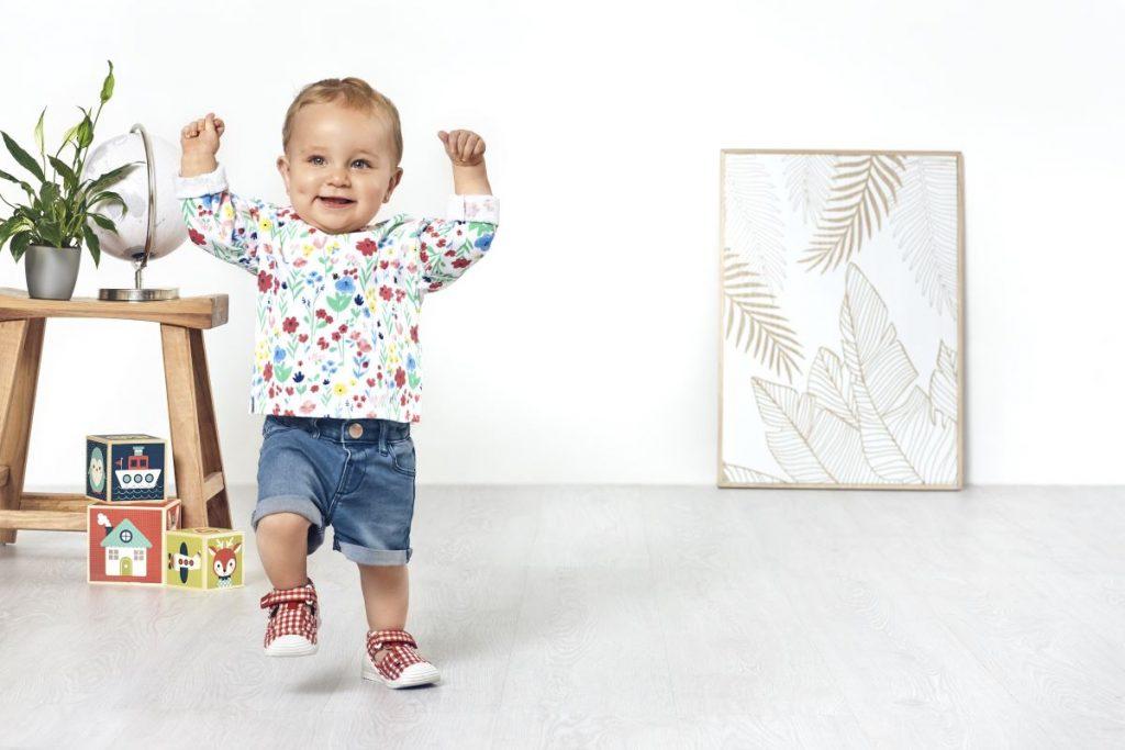 Biomecanics y el estabilizador en los zapatos infantiles
